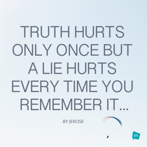 Quotes about being lied to and hurt